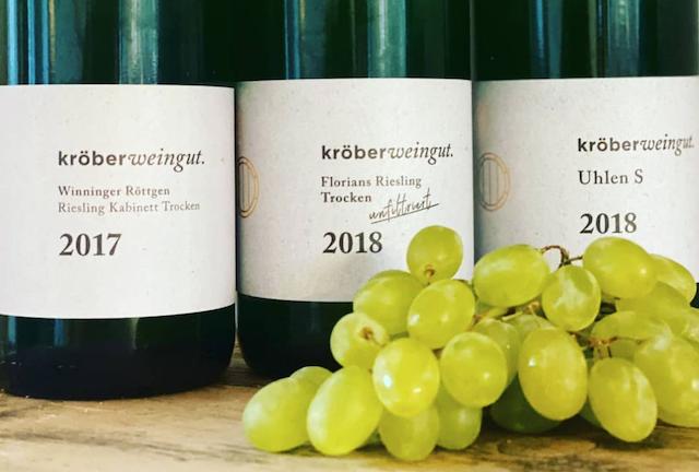 Kröber Weingut Riesling