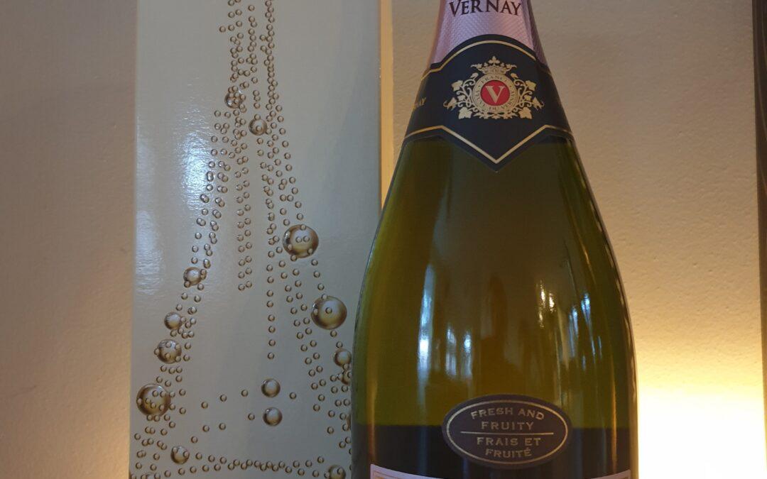 Veuve du Vernay, Vin Mousseux Rosé